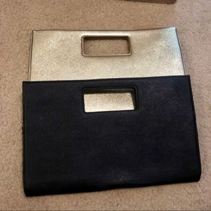 2 Envelope Clutch
